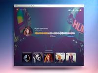 Web User Radio