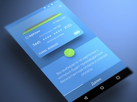 Android Intro HCE card info