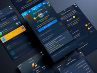 PFI App screens