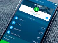 Banking Bonus System Main