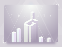 G R A V I T Y Website (Animation coming soon)