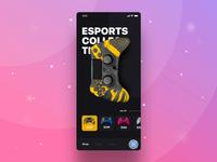 Scuf Gaming App Concept