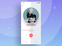 Music Player Progress Animation