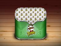 Pringles Icon