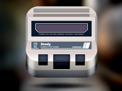 Dendy Icon (NES) icon ios dendy nes game retro moscow russia