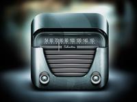 Silvertone Radio