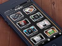 Portfolio App Concept
