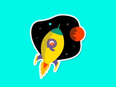 Quad rocket