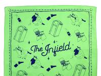 Infield full bandana
