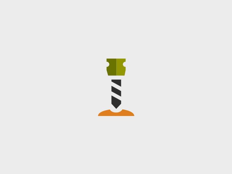 Drill Icon for MoPacExpress.com