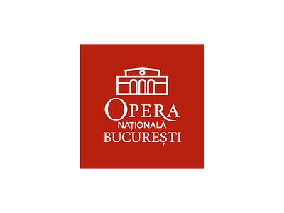 Bucharest Opera Logo opera logo