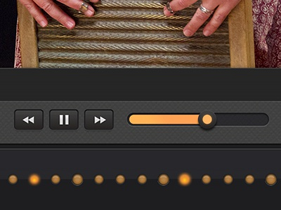 Video Player, Lights Metronome  metronome lights buttons player video