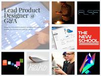 New online portfolio