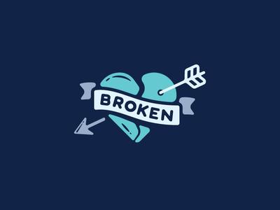 Broken & Blue