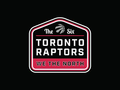 The Lebronto Raptors :) dribbble playoffs basketball raptors toronto nba sports logo design logo badge design badge