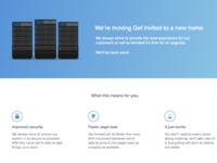 Get Invited Server Upgrade