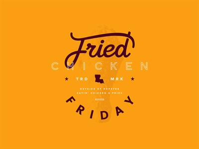 Fried Chicken Friday