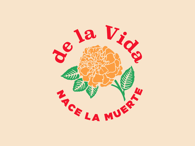 Mazapán de Día de Muertos de la rosa mazapan muerte vida dia de muertos cempasuchil flower flor illustrator digital vector design illustration