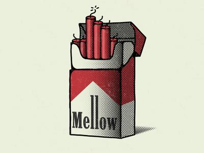 Mellow Boom Cigarettes