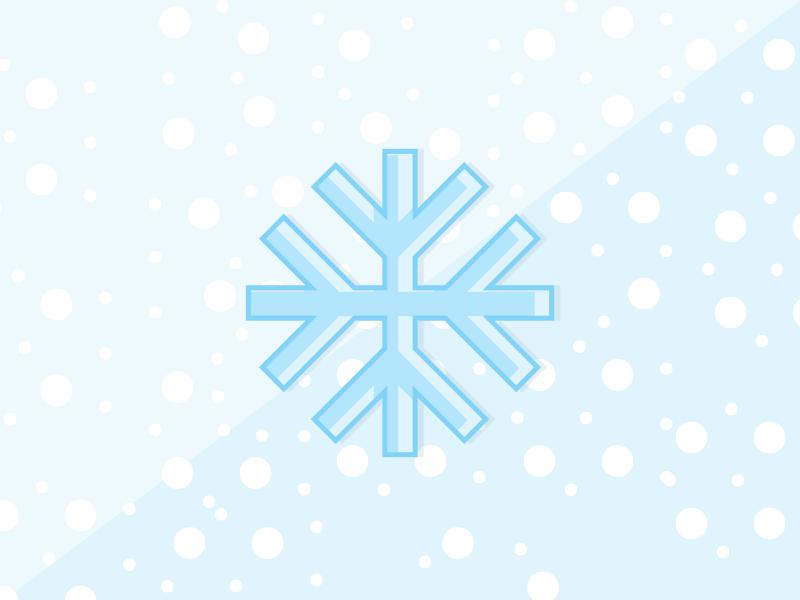 Snowflake Graphic snowflake snow winter