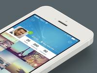 Mobile App - Profile
