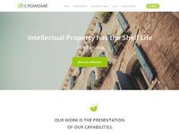 Free crowdfunding web template