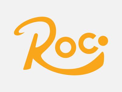 Roc. Logo rochester logo branding vector urban