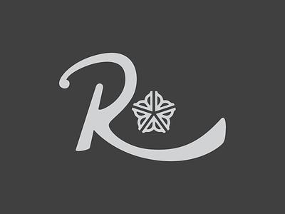 Roc. Round 2 Flower logo branding rochester urban vector
