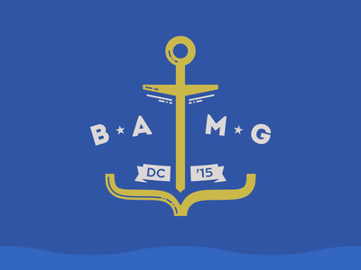 Big Android Meat & Greet DC android event washington dc code nautical boat yacht brand logo identity