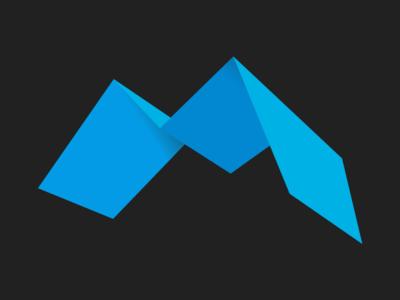 TRENDY RADIO ACTION wave sound podcast logo identity