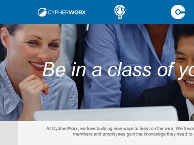 CypherWorx Site