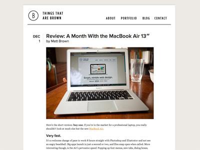 TTAB Blog blog portfolio agency