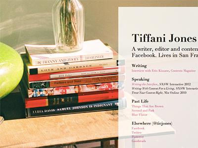 ticjones.com (alt) identity literary mood