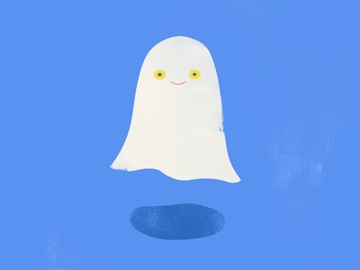Halloween Leftovers texture childrens doodle pumpkin monster ghost illustration halloween