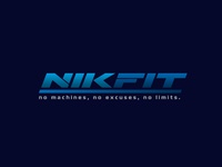 NikFit Logo