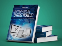 """Information Entrepreneur"" Book Cover"