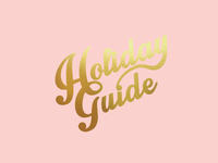 Holiday Guide Logo