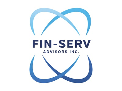 Logo for Fin-Serv | An International Payments Advisory financial service rings payments advisors