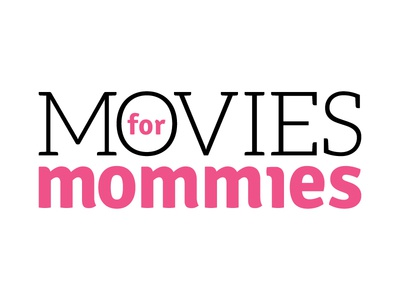 Unused concept for Movies for Mommies movies mommies logo concept