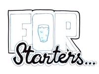 """Logo Concept """"ForStarters..."""" App"""