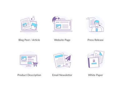 Content Type Icons