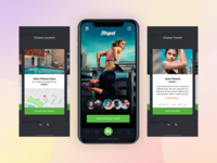 Fitness App v2 by Robert Man