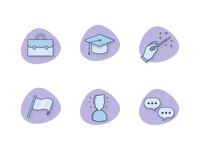 CV Icons