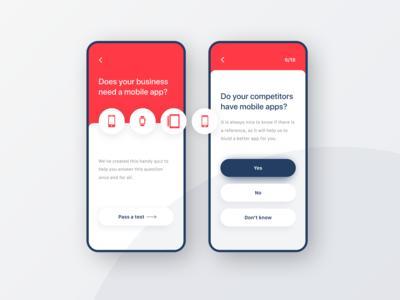 Do you need the app? App Concept