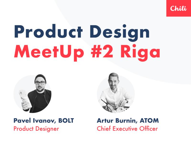 Product Design MeetUp #2   Micromobility 🛴 bolt riga latvia micromobility product design meetup networking event design announcement
