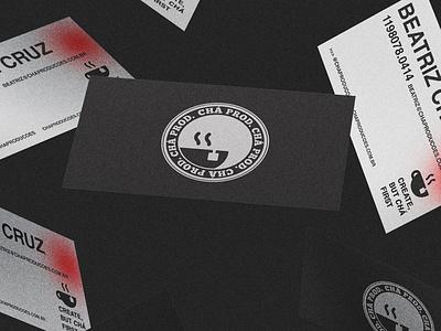 Design 101 business card producer urban logo brand branding businesscard