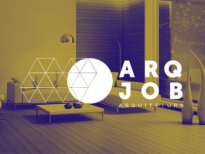 Arq Job Logo (Final) isometric brand branding architect architecture