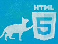 <3 html5! ~Illustration for design arsenal article