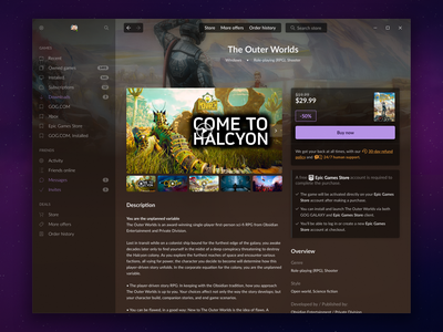 GOG GALAXY STORE - Product page.png