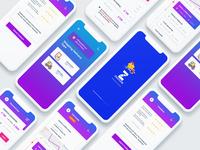 Parcel Delivery app in Progress 2